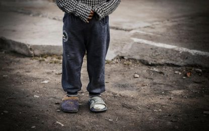 За да ходиш на училище, трябват и обувки