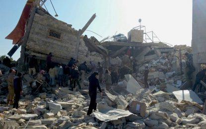 Турция и Франция обявиха ударите по болници в Сирия за военни престъления