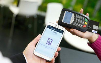 Смартфонът заменя дебитната карта