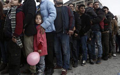 Румъния склони да приеме 6205 бежанци