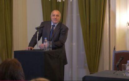 Гласът на Борисов: А собствениците на bTV и Нова виждат ли Пеевски в огледалото?