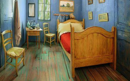 """""""Спалнята"""" на Ван Гог оживя в Чикаго"""