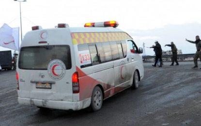 Атентат до шиитска джамия в Дамаск взе десетки жертви