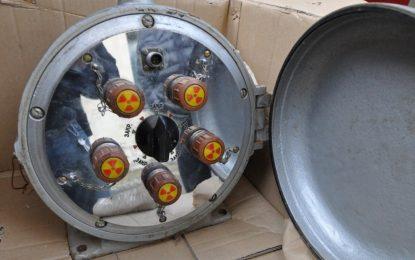 Ирак откри контейнера с иридий 192