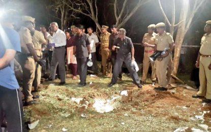 Метеорит уби човек в Индия