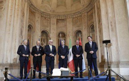 """Основателките на ЕС искат """"повече Европа"""", дори и да е по-малка"""