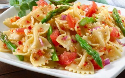 Учени доказаха – от паста не се дебелее