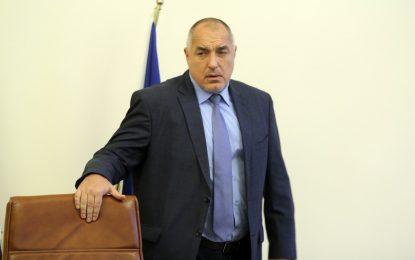 """Борисов """"разтуря"""" парламентарна комисия"""
