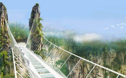 Най-най-най-най дългият мост от стъкло