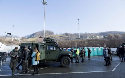 Словения вече пропуска най-много 1000 бежанци дневно