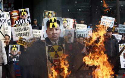 САЩ затегнаха санкциите срещу Пхенян