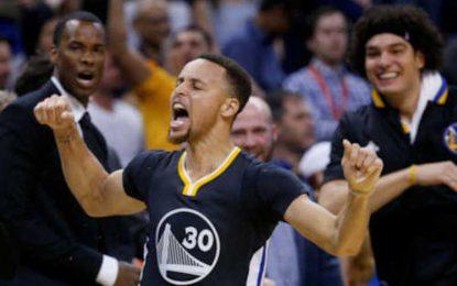 Избрано от НБА: Победен кош за Къри и нови висоти