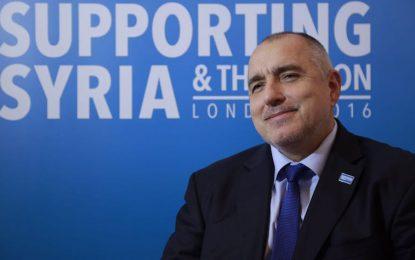 Г-н Борисов, виждате ли Пеевски в огледалото? (видеото от Лондон)