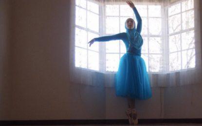 Да танцуваш балет с хиджаб