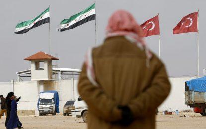 Турция взема дял във възстановяването на Сирия