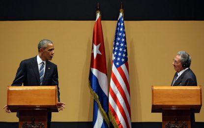 САЩ и Куба отвориха нова страница в историята си