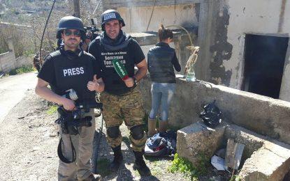 Русия е уведомила САЩ за ранения български журналист в Сирия