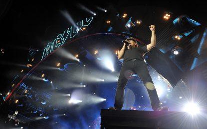 Гласът на AC/DC спира да пее