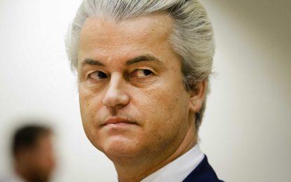 Националист №1 на Холандия осъден за омразния език