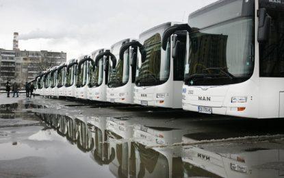 Шофьорите в софийския градски транспорт под наблюдение от 2018 г.
