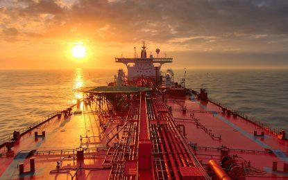 Иран вече вкара 1 милион барела суров петрол в Европа