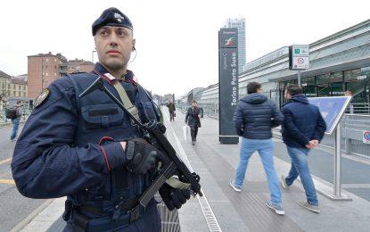 Италия задържа алжирец, свързан с атентатите в Париж и Брюксел