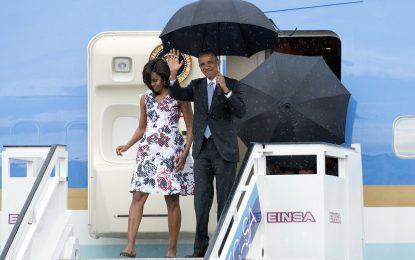 Барак Обама на историческа визита в Куба
