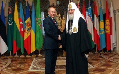 Руският патриарх заклейми ереста на човекопоклоничеството