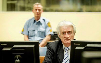 Трибуналът в Хага осъди Караджич на 40 години затвор