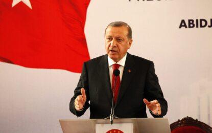 Ердоган пратил на Европа досиета на 4000 терористи