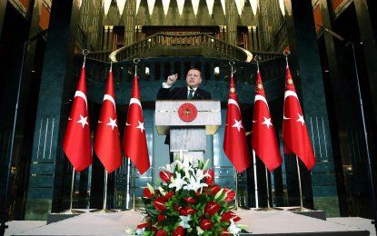 За Ердоган терорист е всеки, който е срещу властта