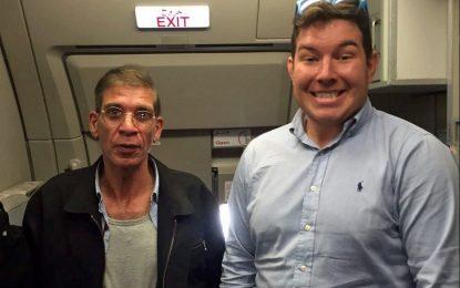 Снимка с терорист или просто лудост