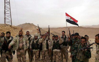 Армията на Асад влезе в Ракка
