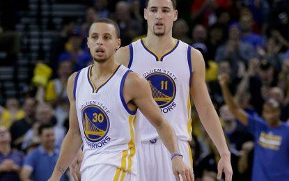 """Избрано от НБА: Къри и Томпсън отново се разправиха с """"Клипърс"""""""