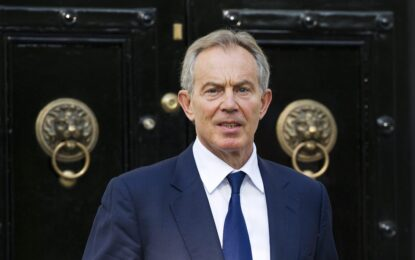 """Тони Блеър настоя за сухопътна операция срещу """"Ислямска държава"""""""