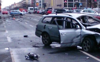 Кола-бомба уби човек в Берлин