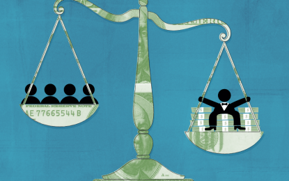 Неравенството е лечимо само с икономика на здравия разум