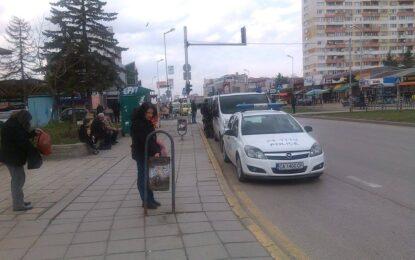 Сигнали до службите наложили засиленото присъствие на МВР в София