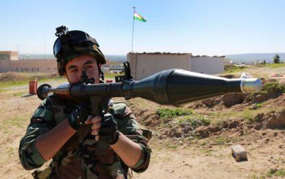 """САЩ започна офанзива срещу """"Ислямска държава"""" в Мосул"""