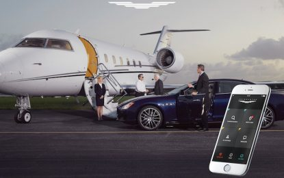Uber за самолети стъпи в Европа