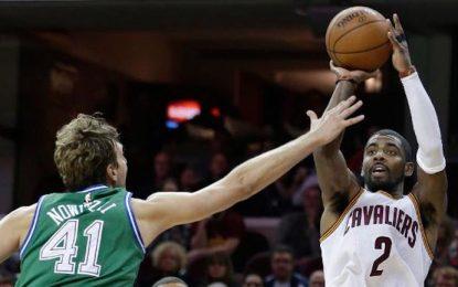 """Избрано от НБА: Ървинг спаси """"Кевс"""" без ЛеБрон"""