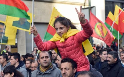 Великите сили си оставиха вратичка за кюрдската федерация в Сирия