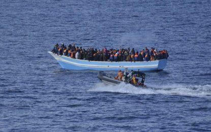 Миграция без прецедент. Да, ама не