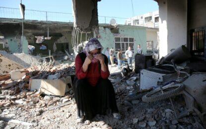 Завръщането на кюрдите в Джизре, бойното поле на Анкара и ПКК (галерия)