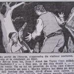 """Комиксът """"Под игото"""" във френския в. L'Humanité"""