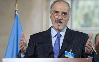 """Сирийският режим отказа да преговаря с """"терористи"""""""