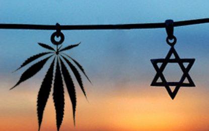 Израел изнася марихуана за САЩ