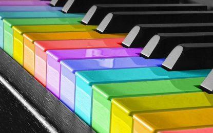 Да чуеш цветовете