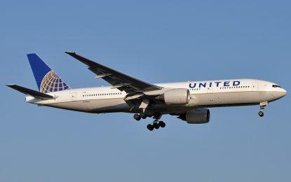Бесен йога приземи самолет в Хавай