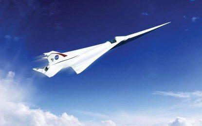 НАСА разработва тих свръхзвуков самолет